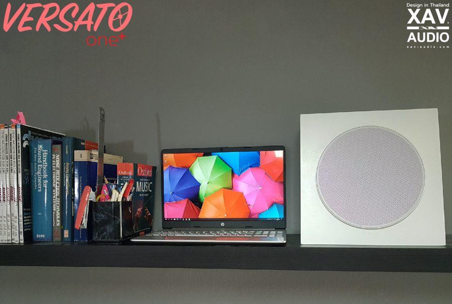 XAV VERSATO one plus Stereo Active Bluetooth Speaker